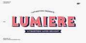 Lumiere font download