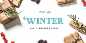 MADE Winter font download
