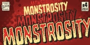 Monstrosity font download