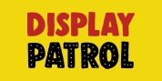 Display Patrol font download