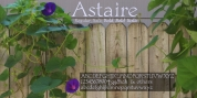 Astaire Pro font download