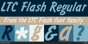 LTC Flash font download