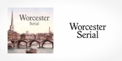 Worcester Serial font download