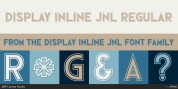 Display Inline JNL font download