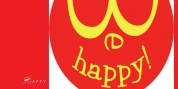 Happy font download