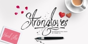 Strongloves font download