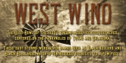 West Wind font download