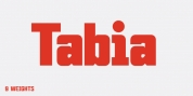 Tabia font download