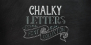 Chalky Letters font download