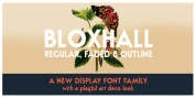Bloxhall font download