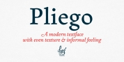 Pliego font download