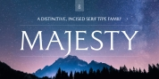 Majesty font download