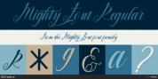 Mighty Font font download