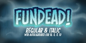 Fundead BB font download
