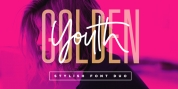 Golden Youth font download