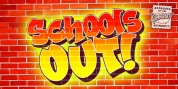 Schools Out font download