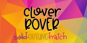 Clover Rover font download