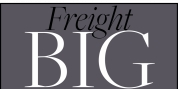Freight Big Pro font download