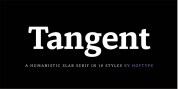 Tangent font download