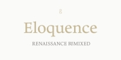 Eloquence font download