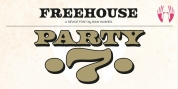 Freehouse font download