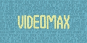 Videomax font download