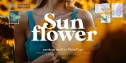 MADE Sunflower font download