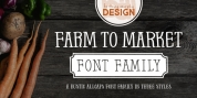 Farm to Market font download