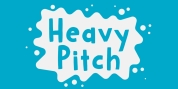Heavy Pitch font download