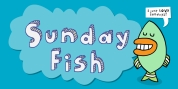 Sunday Fish font download