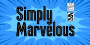 Simply Marvelous font download