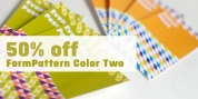 FormPattern Color Two font download