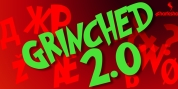 Grinched 2.0 font download