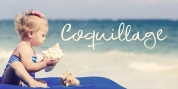 Coquillage font download