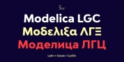 Bw Modelica LGC font download