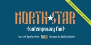 North Star font download