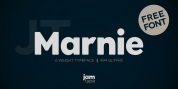 JT Marnie font download