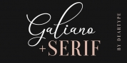 Galiano font download
