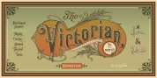 Victorian Fonts Collection font download