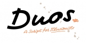 Duos Pro font download