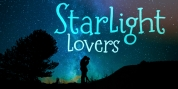 Starlight Lovers font download