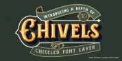 Chivels font download