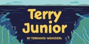 Terry Junior font download