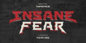 Insane Fear font download