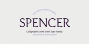Spencer font download