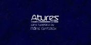 Atures font download