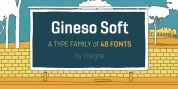 Gineso Soft font download