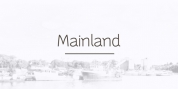 Mainland font download