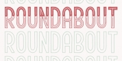 Roundabout font download