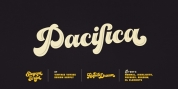 VVDS Pacifica font download